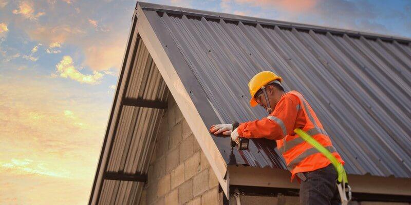 Comment réparer un toit qui fuit ?